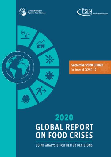 Global rapport om matkriser 2020: I tiden av COVID-19, september 2020
