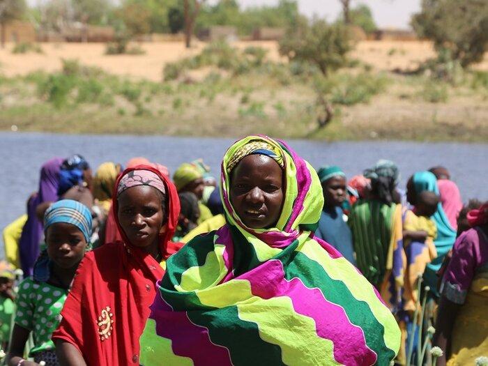 Kvinner i Niger