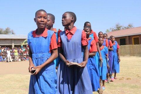 Tradisjonelle ledere går i forreste rekke for jenters utdanning i Malawi