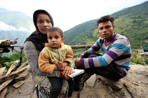 """""""Hvis ikke det var for WFP vet jeg ikke hvordan vi skulle ha overlevd"""""""