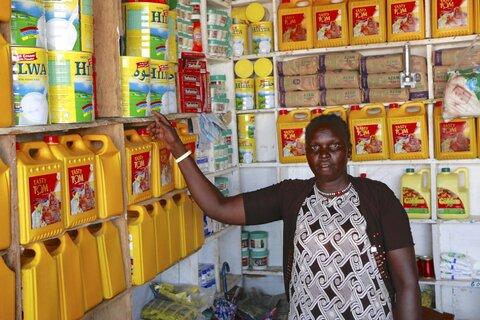 Å støtte sør-sudanesiske forretninger