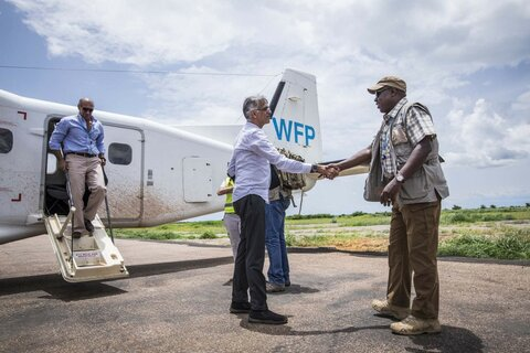10 ting du kanskje ikke visste om FNs humanitære flytjeneste i Sør-Sudan