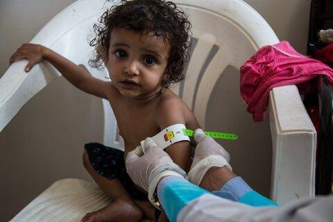 Feilernæring: Jemens kappløp mot tiden