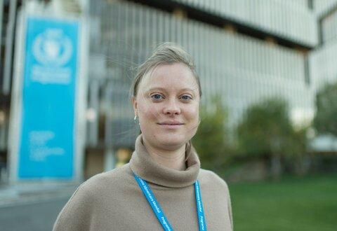 Camilla Kleiberg Jensen: Junioreksperten om arbeidet for en verden uten sult