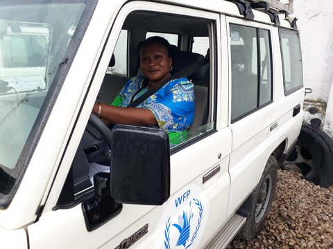 Hvorfor jeg valgte å være sjåfør for WFP