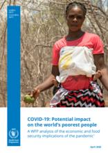 COVID-19: Potensiell effekt på verdens fattigste mennesker