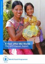 Ett år etter stormen – WFPs Haiyan-rapport