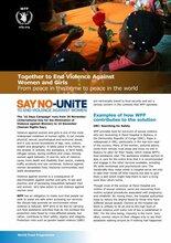 Sammen for å stoppe vold mot kvinner og jenter