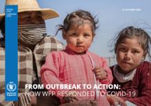 Fra utbrudd til handling: Hvordan WFP responderte på COVID-19