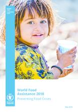 Global matassistanse i 2018 - forebygger matkriser